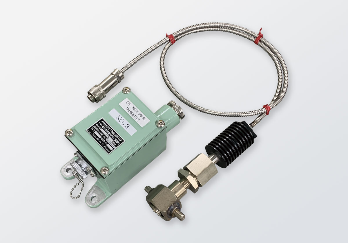 常時監視型 筒内圧センサ  MIC-2010
