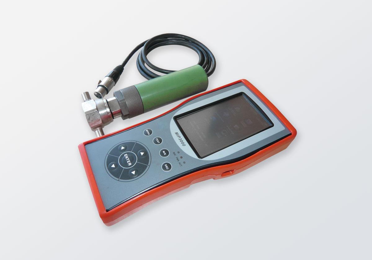 携帯用ディーゼルエンジン性能監視装置 MIP-3000