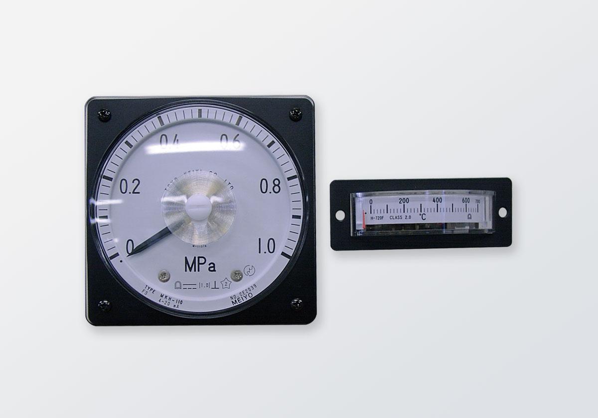 アナログ指示計 MKH-110, H720