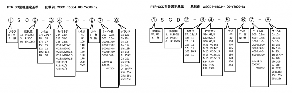 PTR-SC 格式